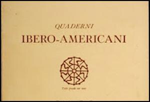 Revista Quaderni Ibero Americani