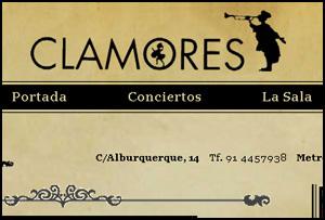 Sala Clamores