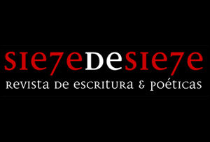 Revista Sie7e de sie7e