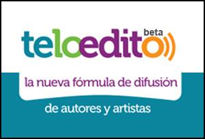 'Teloedito', difusión de autores y artistas