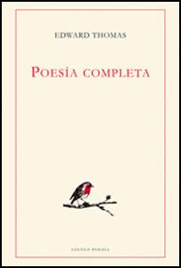 'Poesía Completa' de Edward Thomas