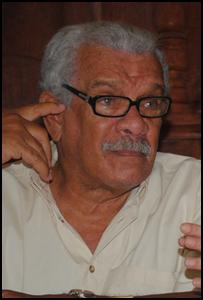 Derek Walcott, Premio Nobel de Literatura, recibe las llaves de la ciudad de Granada, Nicaragua