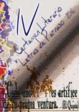 IV Certamen Internacional de Poesía y Relato